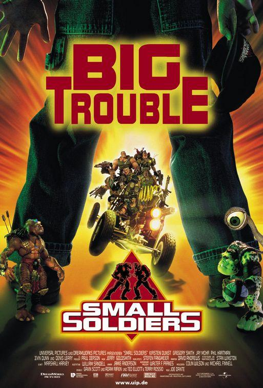 Small Soldiers | DVDRiP | MULTI | FRENCH