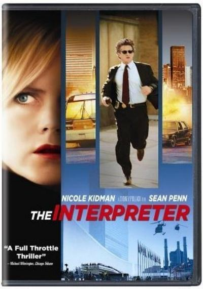 The Interpreter | Blu-Ray 1080p | FRENCH