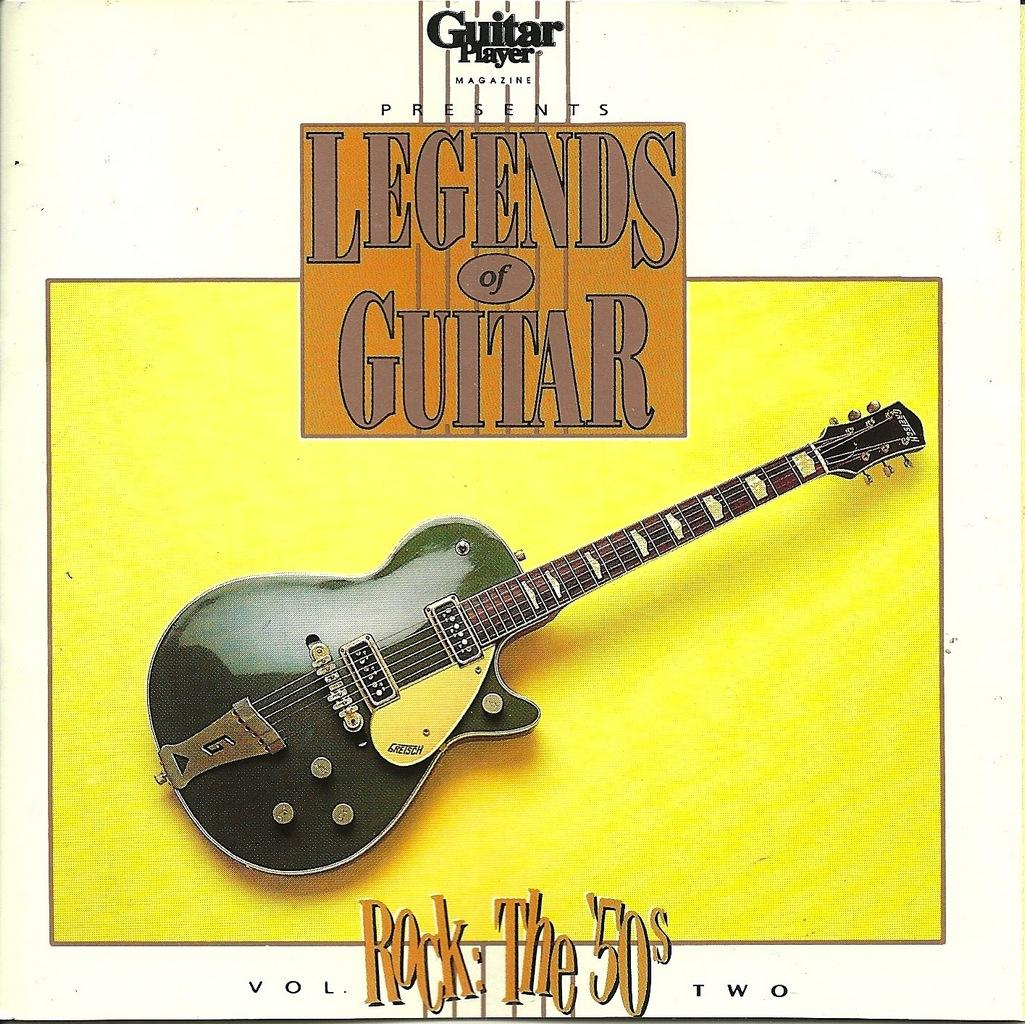Legends Of Guitar - Rock The 50s [Multi]