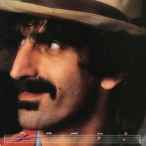 Frank Zappa - You Are What You Is (2012) [MULTI]