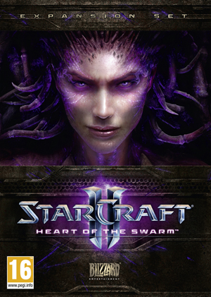 Download Movie StarCraft II : Heart of the Swarm [PC]