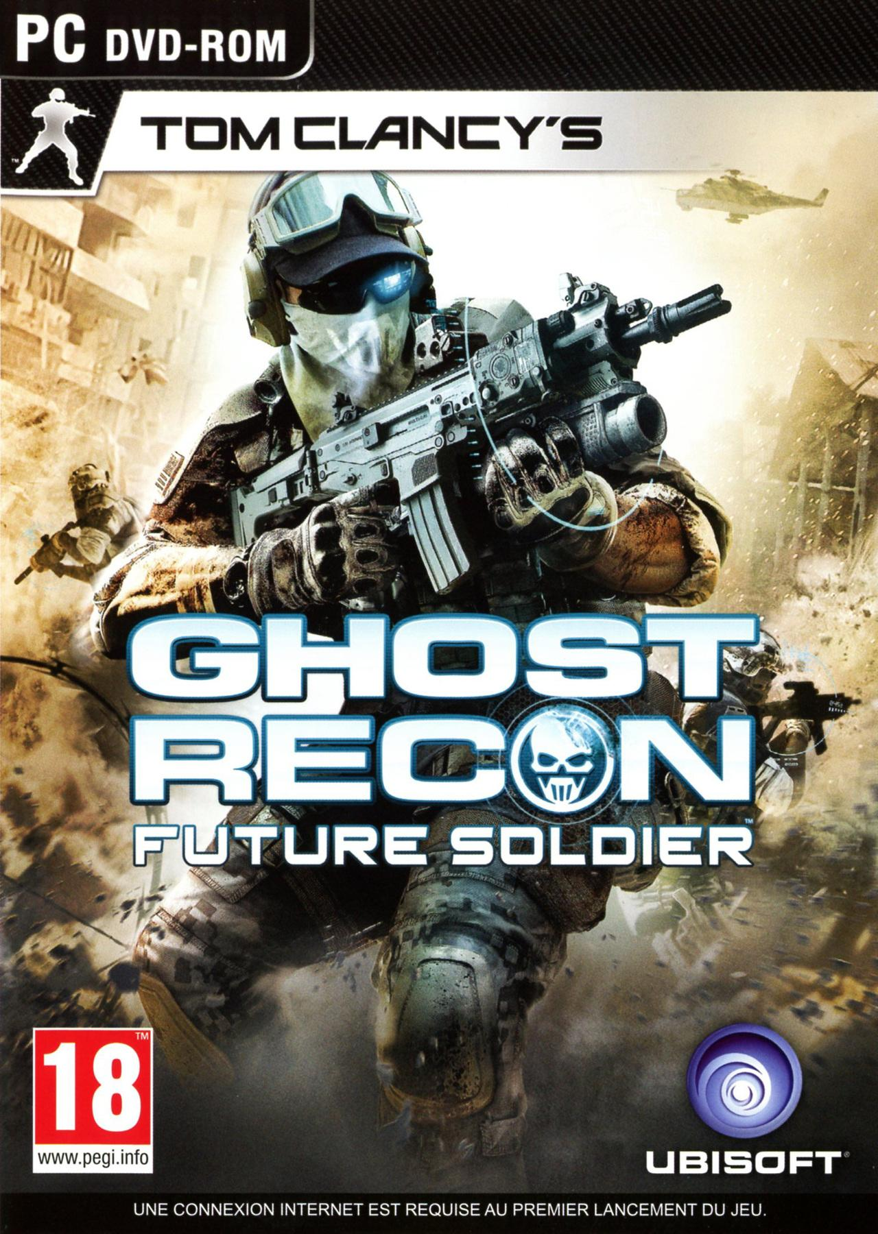 [Multi3]Ghost Recon : Future Soldier [PC]