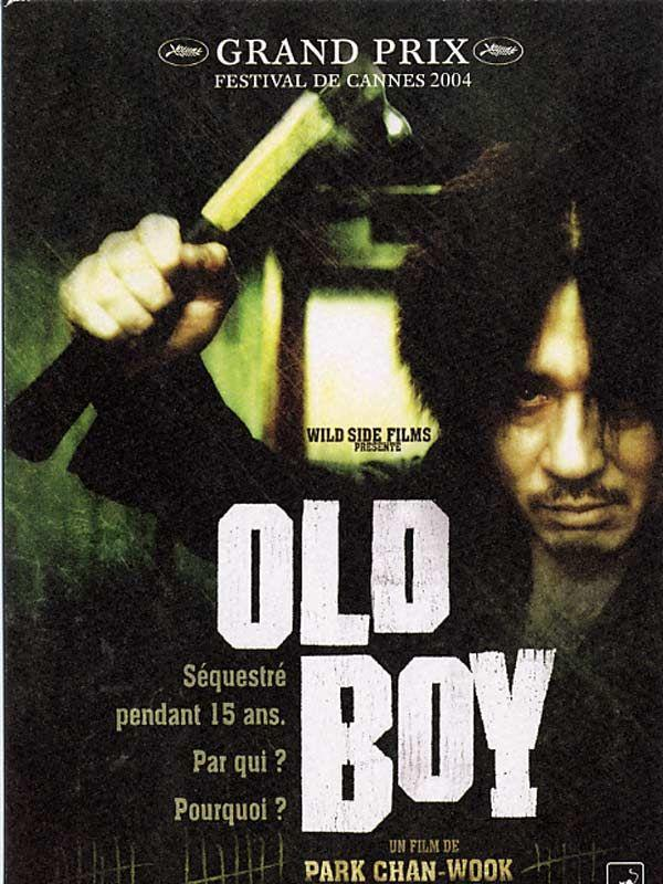 Old Boy | BRRiP | MULTI | FRENCH