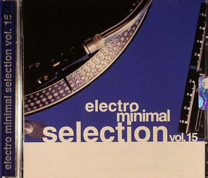 VA - Electro Minimal Selection 15 (2012) [MULTI]