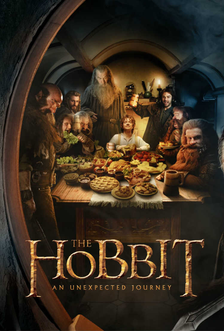 Le Hobbit : un voyage inattendu  (2012) 1CD [FRENCH] [BDRIP] [MULTI]