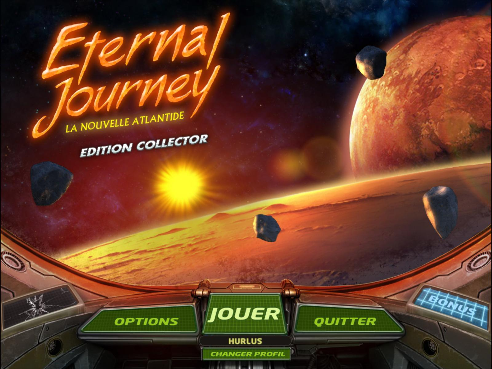 Eternal Journey - La Nouvelle Atlantide Edition Collector