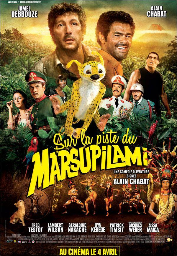 Sur la piste du Marsupilami (2012) [FRENCH] [BDRIP]