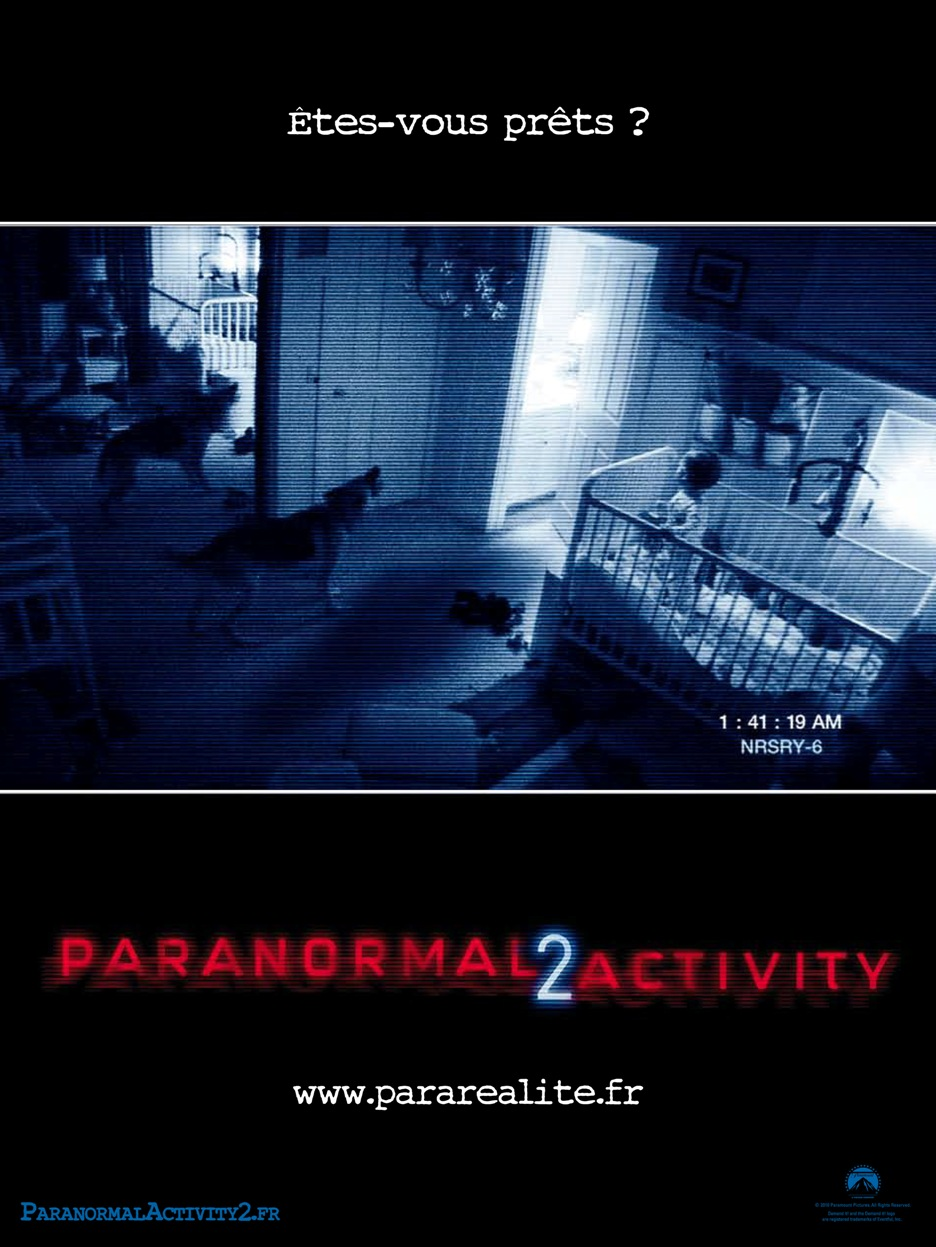 Paranormal Activity 2 [DVDRiP] [FRENCH] [MULTI]