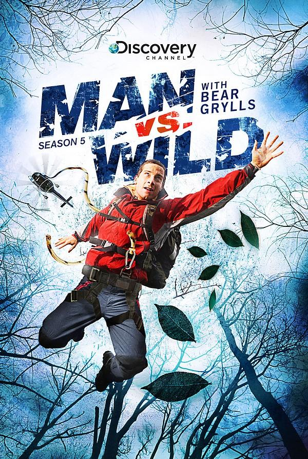 Man vs wild - Saison 7 [Complete][TVRiP]