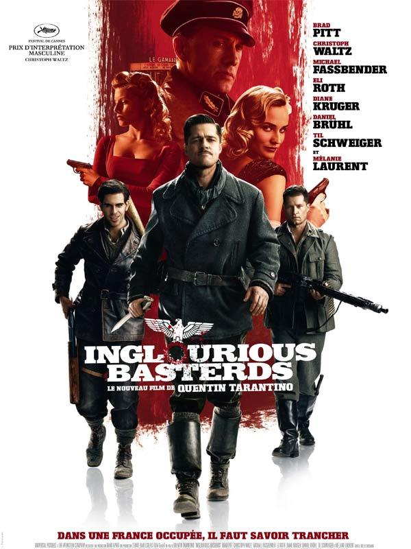 Inglourious Basterds [FRENCH AC3] [BRRiP] [MULTI]