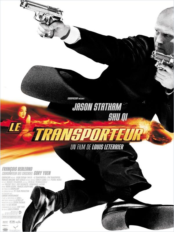 Le Transporteur [AC3] [DVDRIP][FRENCH][MULTI]