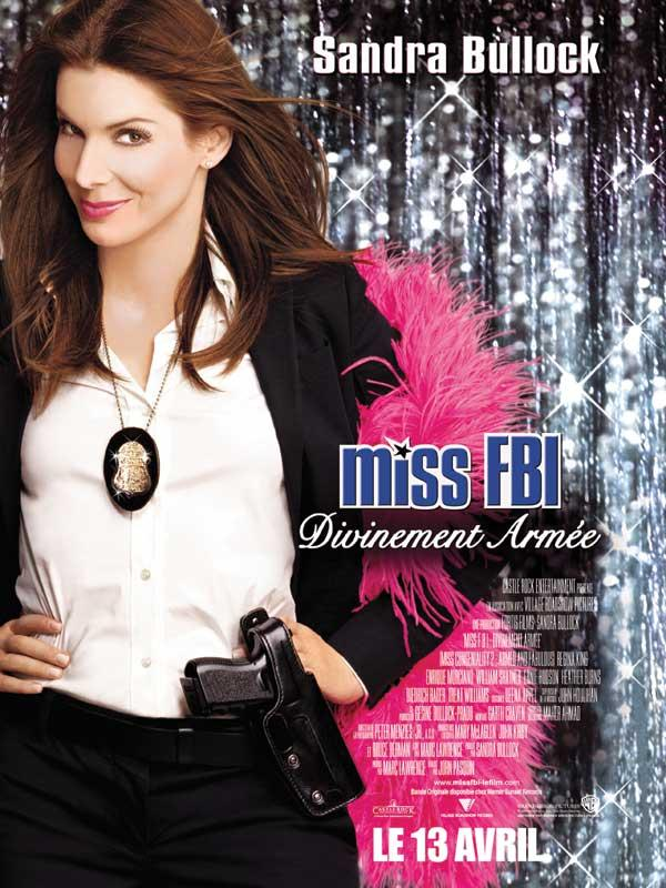Miss FBI : divinement armée | BDRiP | MULTI | FRENCH
