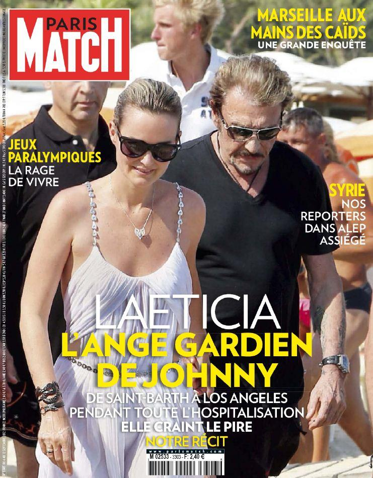 Paris Match N°3303 - 6 au 12 Septembre 2012 [Multi]