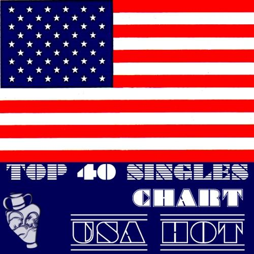 USA Hot Top 40 Singles Chart (27-01-2013)