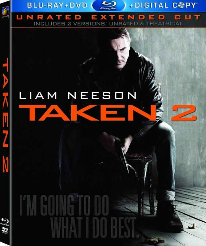 Taken 2 | FRENCH | Blu-Ray 1080p BD25 DTS-HD
