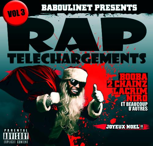 Rap Telechargements Vol.3 (2013) [Multi]