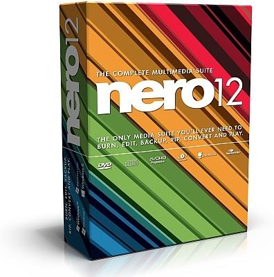 Nero Multimedia Suite 12.0.02000  [MULTI]