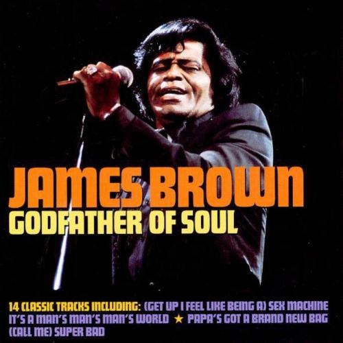 James Brown - The Godfather Of Soul (2008) [FLAC] [MULTI]