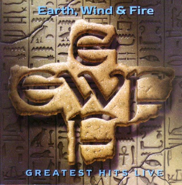 Earth Wind & Fire - Greatest Hits Live (1996) [Multi]