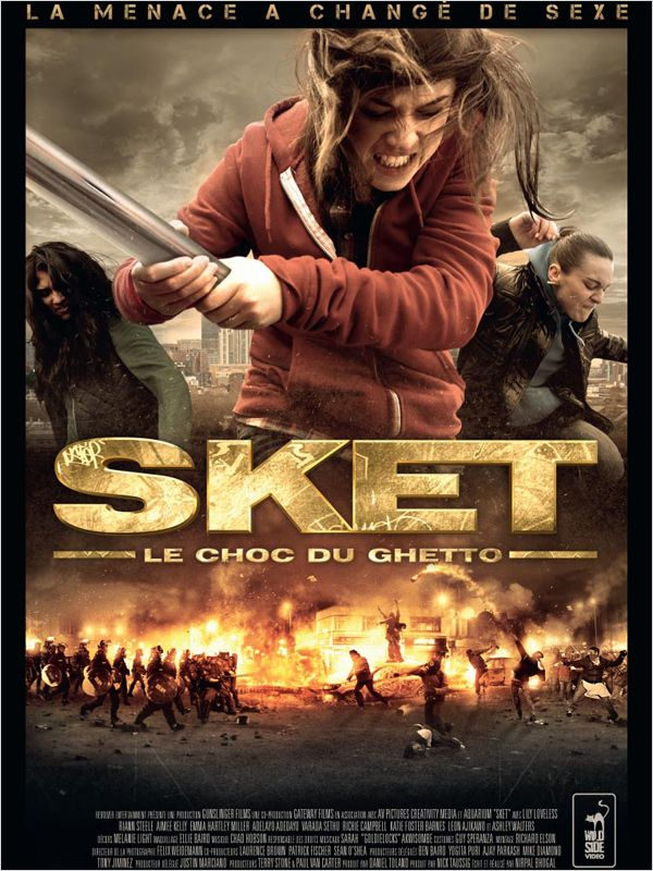Sket : le choc du ghetto (2012) [AC3] [DVDRIP][FRENCH][MULTI]