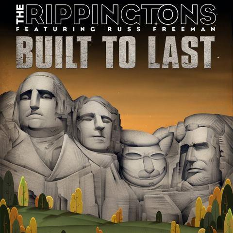 The Rippingtons - Built To Last (2012) [Multi]