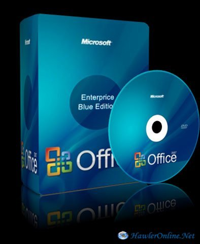 pack office blue edition 2007 [Multi]