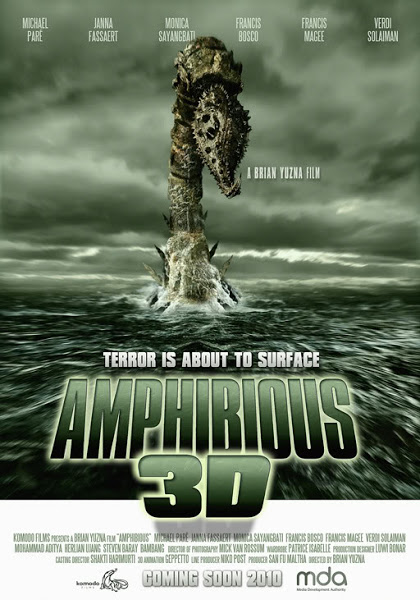 Deep Water (Amphibious 3D) (2013) [1CD] [DVDRiP] [FRENCH] [MULTI]