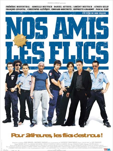Nos amis les flics [AC3] [FRENCH] [DVDRIP] [MULTI]