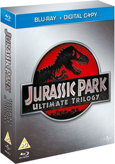 [MULTI] Jurassic Park Ultimate Trilogy [DVDRIP TRUEFRENCH] AC3