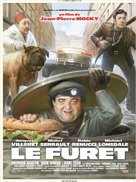 Le Furet [FRENCH] [DVDRiP] [MULTI]