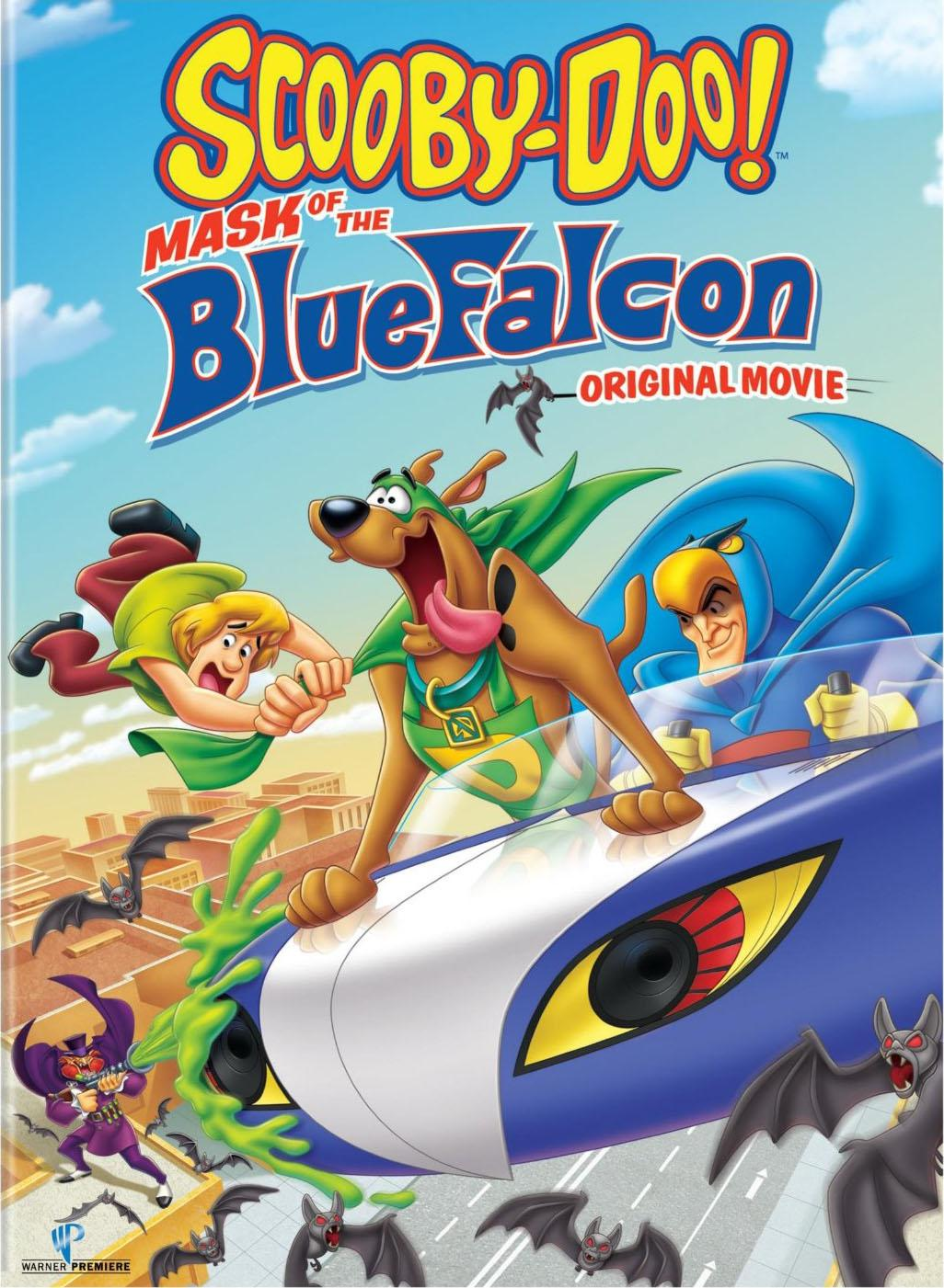 [Multi] Scooby-Doo Mask of the Falcon Bleu [FRENCH | DVDRIP]