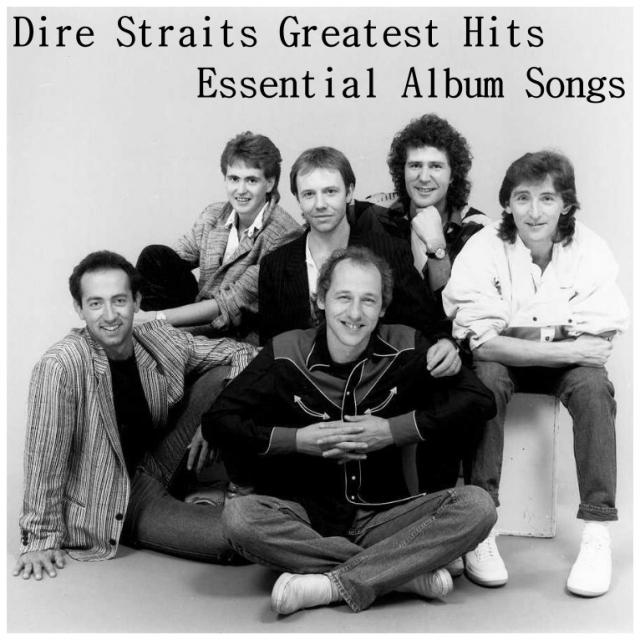 Dire Straits - Greatest Hits Essential 2012