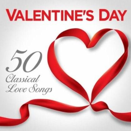 Valentine's Day - 50 Classical Love Songs (2013) [Multi]