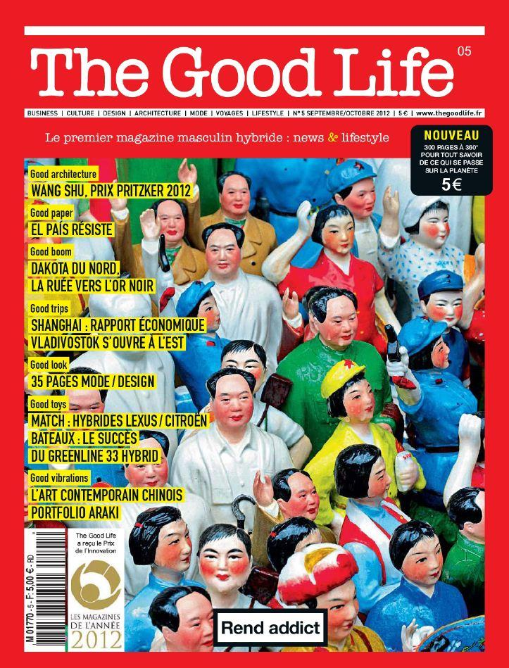 The Good Life 5 - Septembre Octobre 2012 [Multi]
