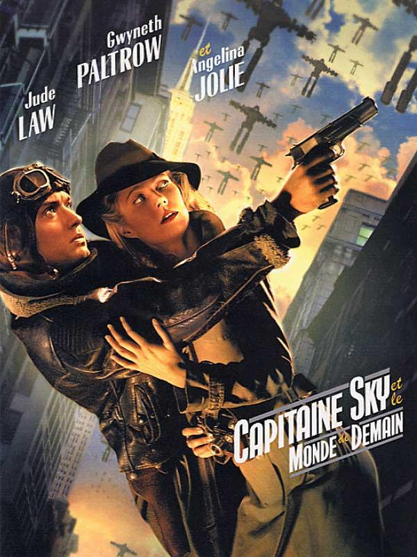 Capitaine Sky et le monde de demain | DVDRiP | MULTI | FRENCH