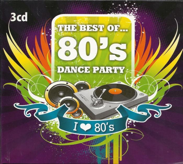 The Best Of 80's Dance Party (2012)