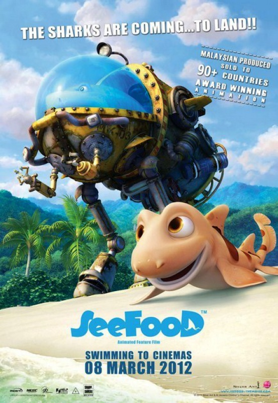 SeeFood (2013) 1CD [TRUEFRENCH] [DVDRIP] [MULTI]