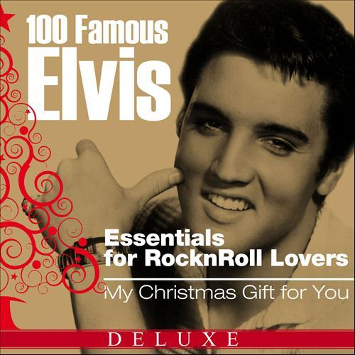 Elvis Presley - 100 Famous Elvis Essentials for Rock'n'roll Lovers (2012) [Multi]