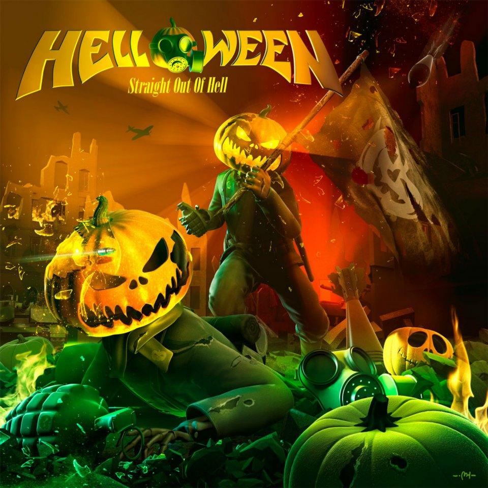 Helloween - Straight Out Of Hell (Premium Edition) [Multi]