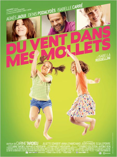 Du Vent Dans Mes Mollets (2012) [1CD] [BDRIP] [FRENCH] [MULTI]