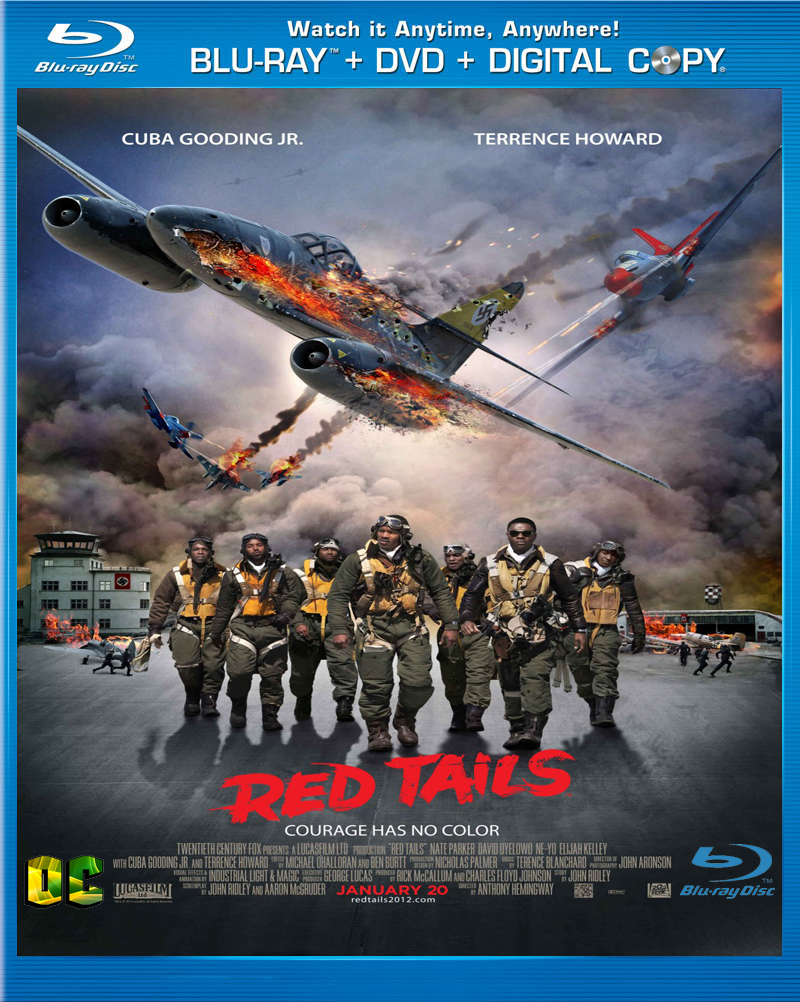 Red Tails [BRRIP-AC3] [FRENCH] [MULTI]