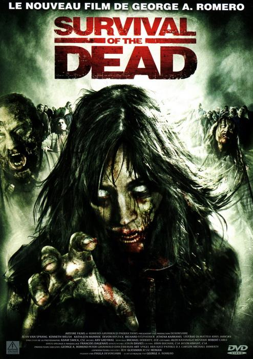 [MULTI] Survival Of The Dead [VOSTFR][DVDRIP]