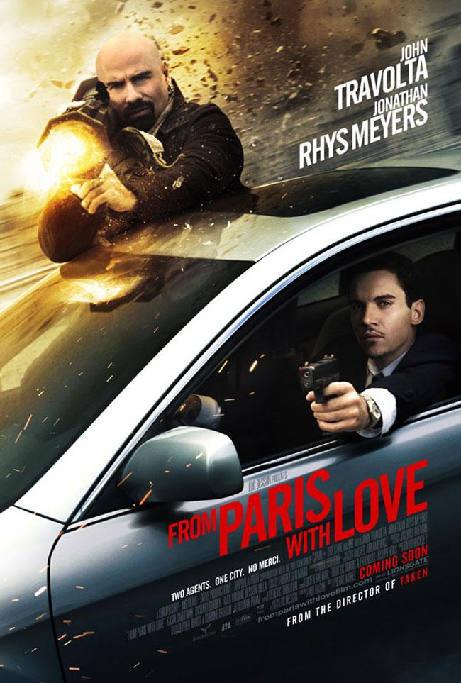 From Paris With Love | DVDRiP | MULTI | TRUEFRENCH