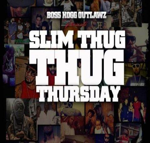 Slim Thug - Thug Thursday (2012) [Multi]