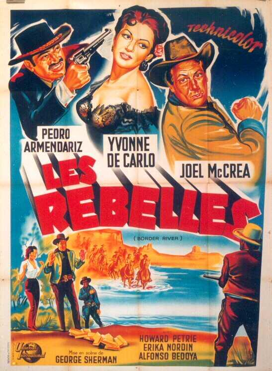 Les Rebelles [FRENCH] [DVDRiP] [MULTI]