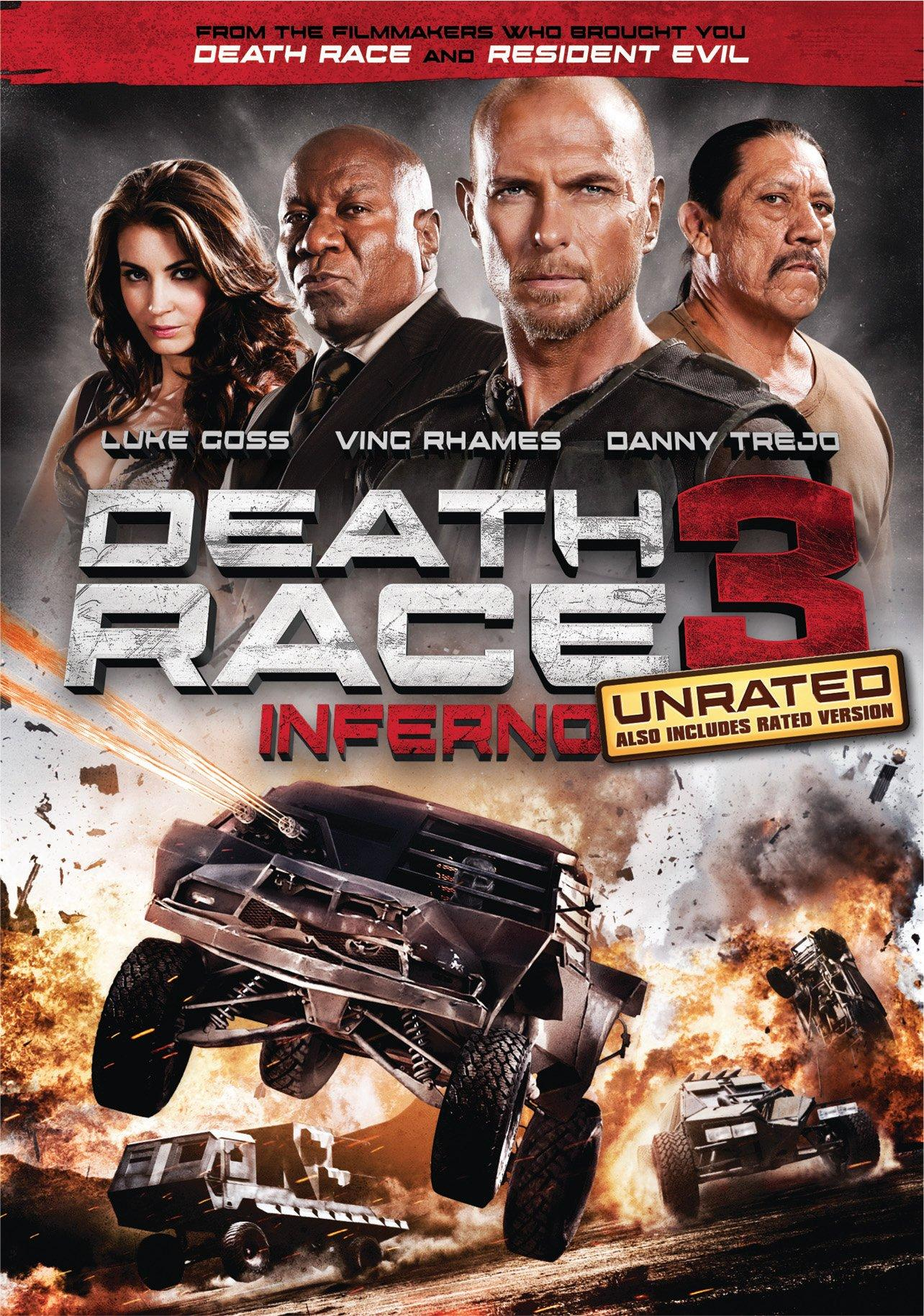 Death Race 3: Inferno (2012) [MULTI / FRENCH] [BluRay 720p / 1080p]